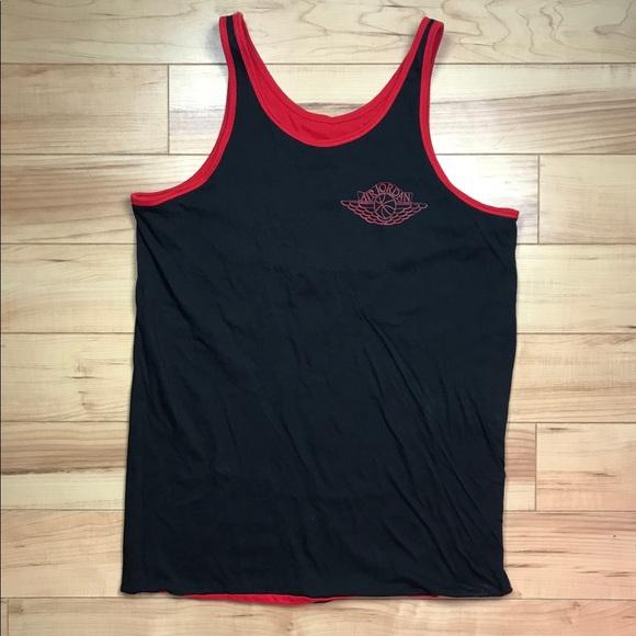 12cf2118 Jordan Shirts | Vintage 80s Nike Air Reversible Tank Top | Poshmark